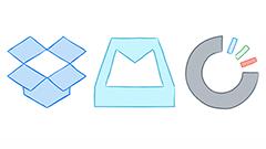 Dropbox、1億ドルで買収したMailboxのAndroid版をリリース!メールを適切な場所に置いて「あとで読む」