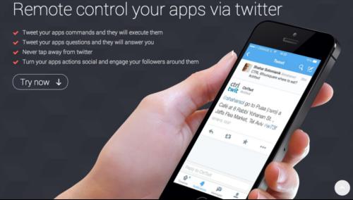 Twitterを使って@と#で他のサービスをコントロールする「ctrltwit」が面白そうなのでやってみた