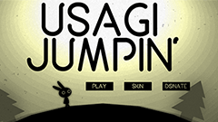 USAGI JUMPIN' -Simple & Tough-