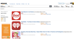 米Amazon、無料アプリを5個DLすると1000アマゾンコインがゲットできるキャンペーンを実施中!