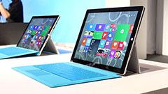 Surface Pro 3国内販売発表!91,800円から最上位はCore i7メモリ8GBストレージ512GBで202,800円!