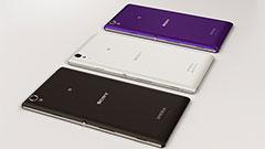 ソニーモバイル、5.3インチで薄さ7mm148グラムの「Xperia T3」を発表
