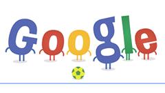 いよいよワールドカップ開幕!期間中ずっとGoogleのDoodleがサッカー一色に染まる!