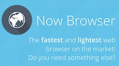 Now Browser (Material)