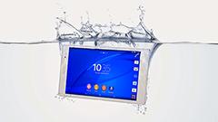 ソニー、世界最薄・最軽量のコンパクトタブレット「Xperia Z3 Tablet Compact」を発表!