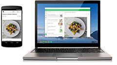 Google、Chromebook用のAndroidアプリを提供開始!まずはVineなど4種類から