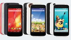 Google、Android Oneの第1弾となる3つの機種をインドにて発表!今後はPanasonicなども開発