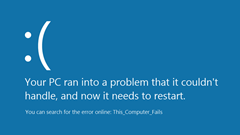 2014年8月13日のWindows Updateに問題 PCが起動不能になる事も