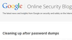 Gメールアドレス・パスワード流出するも通用できるのは2%程度 Googleの説明