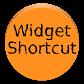 Widget Shortcut