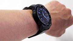 円形ディスプレイ搭載「LG G Watch R」が届いたのでさっそくレビュー!
