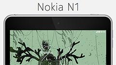 ノキア、7.9インチ4:3ディスプレイのAndroidタブレット「Nokia N1」を発表!