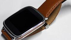 ASUSのAndroid Wear搭載「ZenWatch」レビュー! 落ち着いたデザインはスーツにも似合いそう!