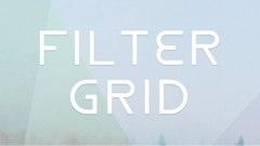 FilterGrid-1枚の写真に多数のフィルターを!