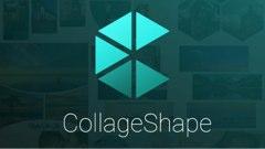 Collage Shape-フォトコラージュ