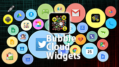 Bubble Cloud Widgets + Wear
