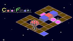 色を操る倉庫番パズル - Color Finder