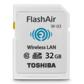 東芝、NFC搭載のSDカード&ネットに直接アップロードできるFlashAir発表