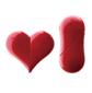 ワイモバイル、ハート型PHS「Heart 401AB」の発売日を3月20日に決定!