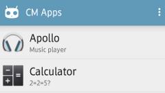 CM Apps