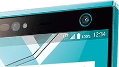 【ドコモ2015夏モデル】ARROWS NX F-04G:見るだけでロック解除!世界初の虹彩認証「Iris Passport」搭載!