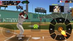 MLB パーフェクトイニング 15