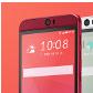 【au 2015 summer】HTC J butterfly:約1,300万画素のインカメラを搭載!美しい自撮りが楽しめる三代目butterfly!