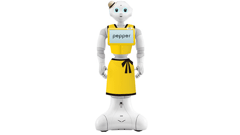 ヘッドライン : ビューティアドバイザー・ロボットとして渋谷/横浜ロフトに「Pepper」導入!