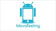 Androidアプリ・サイトのテスト自動化クラウドサービス「Mova Testing」、本日より提供開始 先着で1ヶ月無料で利用可能