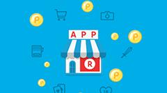 楽天の独自Androidアプリストア「楽天アプリ市場」がついにオープン!楽天のポイントが貯まる・使えるアプリストア!