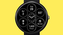 Android Wearの最新版ではインタラクティブなウォッチフェイスに対応!友だちと写真の共有もできる!?