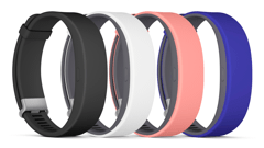 ソニーモバイル、心拍センサーを搭載したウェアラブルデバイス「SmartBand 2 SWR12」を9月に発売