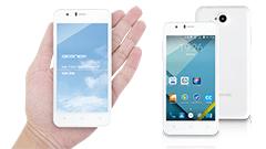 Android 5.1搭載 SIMフリースマホ geanee GM-01A発表! 10月上旬より18,800円で発売