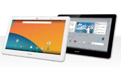シャープ、Android OSのテレビ機能付き16インチホームタブレット「AQUOSファミレド」を発表