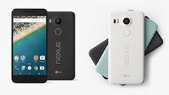 ドコモに続きワイモバイルも「Nexus 5X」の取り扱いを発表! 10月下旬以降に発売