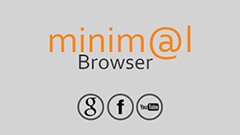 Minimal Browser Lite