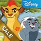 セール情報 :ディズニーの「The Lion Guard」や「ミューぽん」がセール!&ガンダムコンクエストで3周年記念!