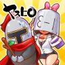 少年騎士ヤスヒロ - 幼児体型おっさんが仲間を引き連れて暴れたおすオートパズル!