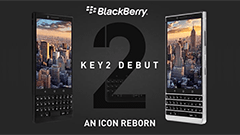 先週のニュースまとめ :「BlackBerry KEY2」が日本で発売!「Xperia XZ3」発表!【2018年8月25日 ~ 2018年8月31日】