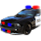 Police light LED