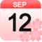 Sakura Calendar Widget 2 (桜の暦)