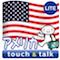 指さし会話アメリカtouch&talk Basic LITE