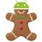 Gingerbread Launcher